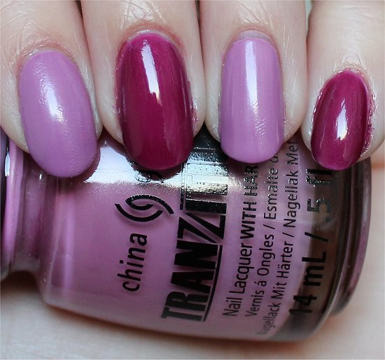 China Glaze Split Perso-Nail-ity Swatch & Review