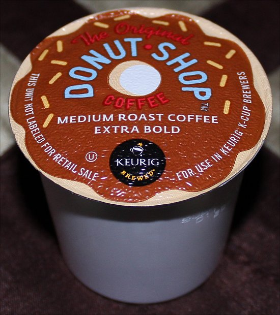 Coffee People Donut Shop Medium Roast Coffee Extra Bold