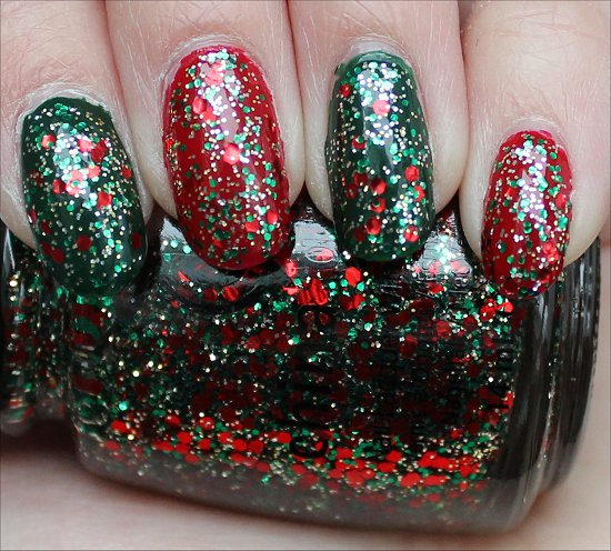 Festive Manicure Pictures