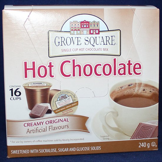 Grove Square Hot Chocolate