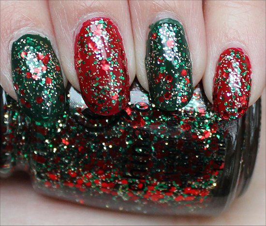 Holiday Manicure Swatches