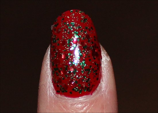 Holiday Manicure