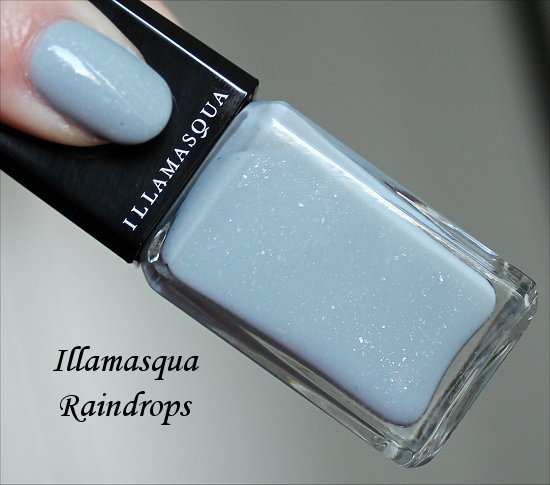 Illamasqua Raindrops Photos