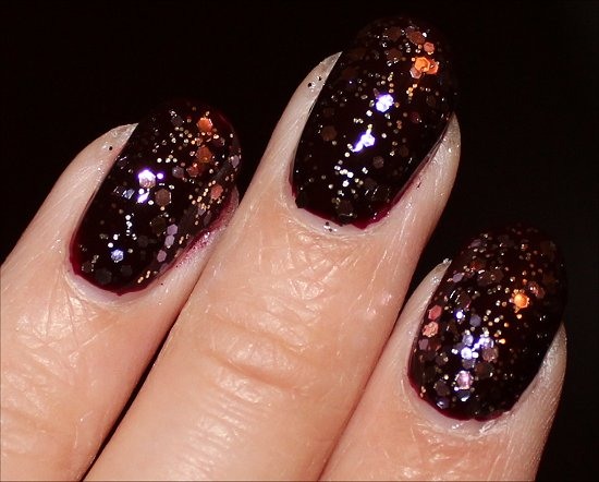 Inner Sparkle Nicole by OPI Selena Gomez Swatches