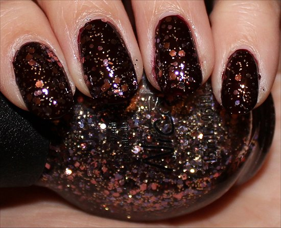 Inner Sparkle Selena Gomez Nicole by OPI Swatches