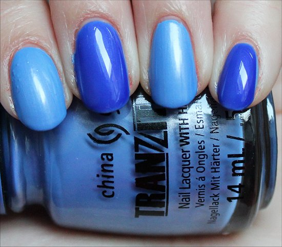 Modify Me China Glaze Tranzitions Collection Swatch & Review
