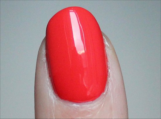 My Paprika Is Hotter Than Yours OPI Euro Centrale Collection Swatch