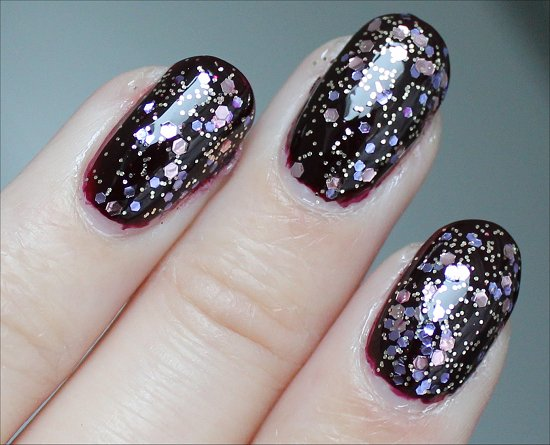 Nicole by OPI Inner Sparkle Review & Swatch