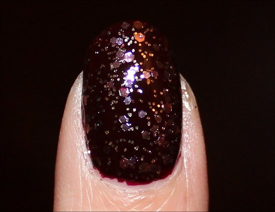 Nicole by OPI Inner Sparkle Swatch & Review