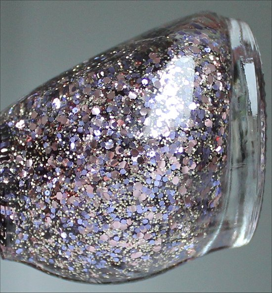 Nicole by OPI Selena Gomez Collection Inner Sparkle Swatch