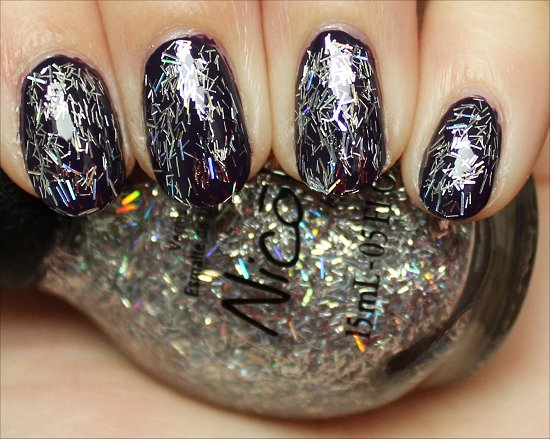 Nicole by OPI Stars at Night Swatch & Review