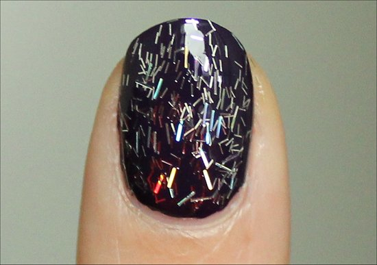 Nicole by OPI Stars at Night Swatch Selena Gomez Collection