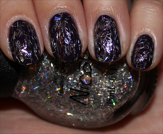 Nicole by OPI Stars at Night Swatch