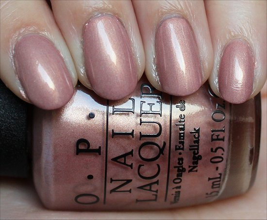 OPI A Butterfly Moment Swatch Mariah Carey