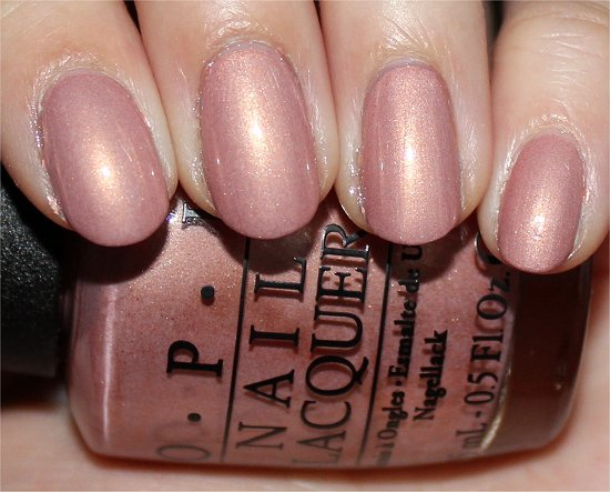 OPI A Butterfly Moment Swatch, Review & Photos
