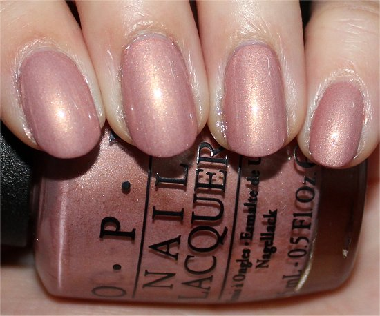 OPI A Butterfly Moment Swatch & Review