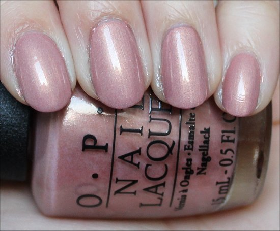 OPI A Butterfly Moment Swatches Mariah Carey