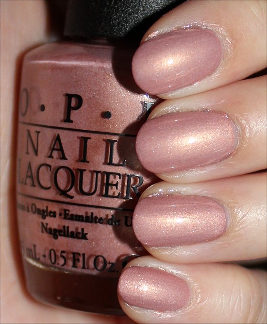 OPI A Butterfly Moment Swatches & Review