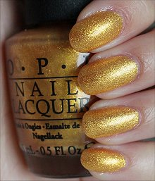OPI Oy-Another Polish Joke Swatches & Review