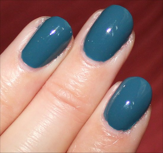 Orly Sapphire Silk Review & Swatch