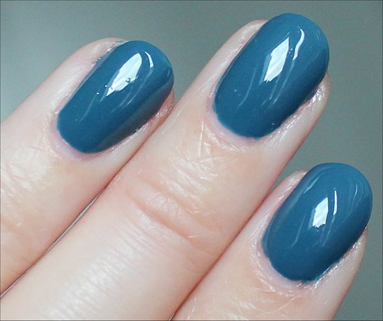 Orly Sapphire Silk Review & Swatches
