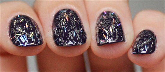 Stars at Night Nicole by OPI Selena Gomez Collection 2013