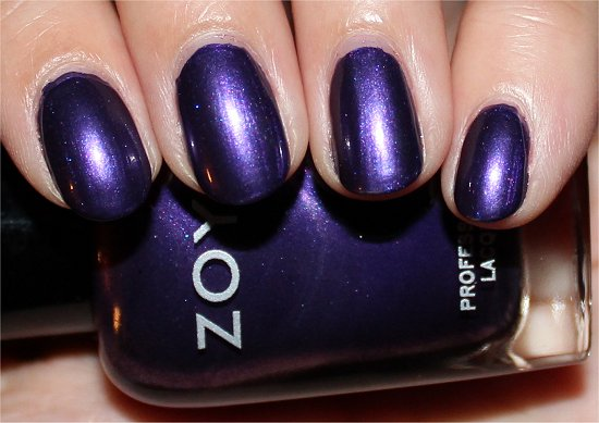 Zoya Suri Review & Swatch