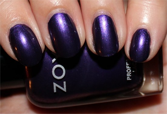 Zoya Suri Swatch & Review