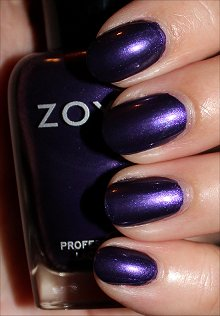 Zoya Suri Swatches & Review