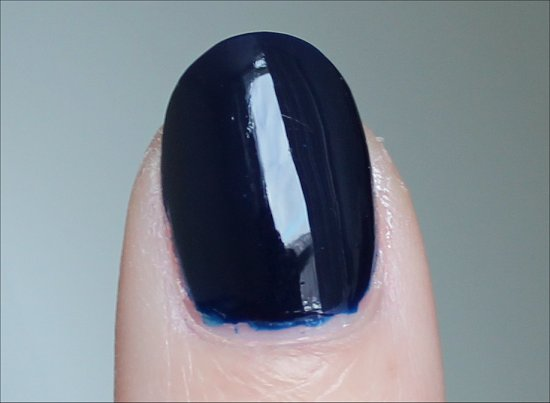 Calypso Blue China Glaze Swatch