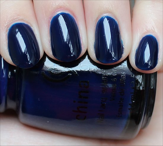 Calypso Blue by China Glaze