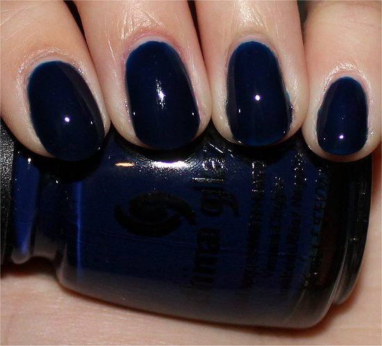 China Glaze Calypso Blue Swatches Amp Review Swatch And Learn