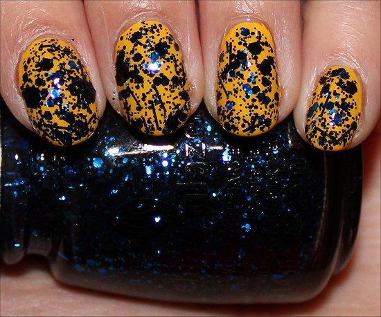 China Glaze Mosaic Madness Swatch & Pictures