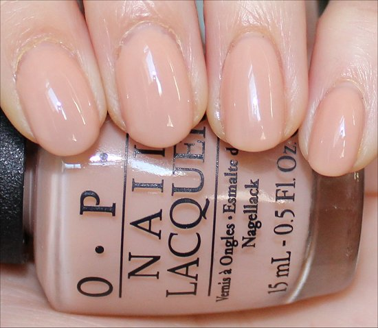 Glints of Glinda OPI Swatch Oz the Great & Powerful Soft Shades Swatches