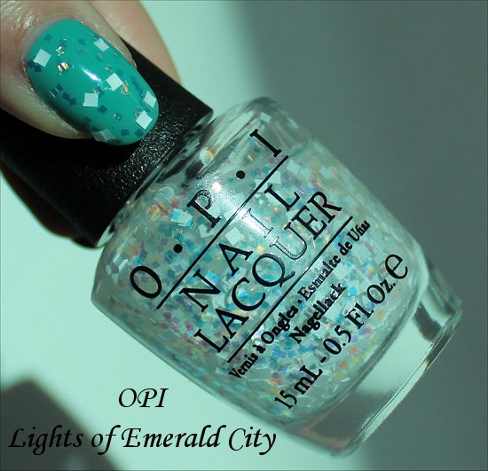 Lights of Emerald City by OPI Disney Oz the Great &amp; Powerful Collection