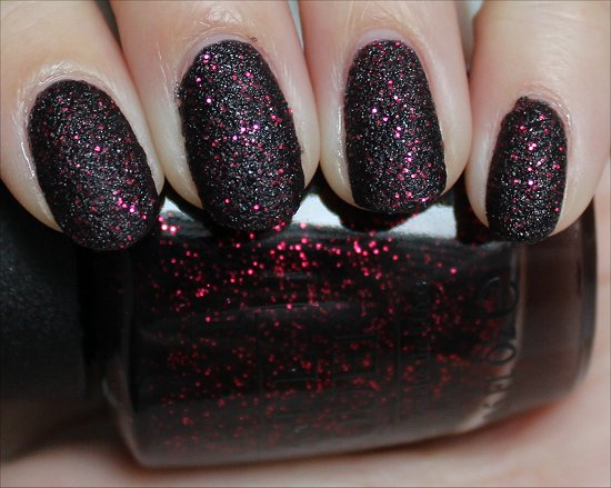 Mariah Carey OPI Stay the Night Swatch