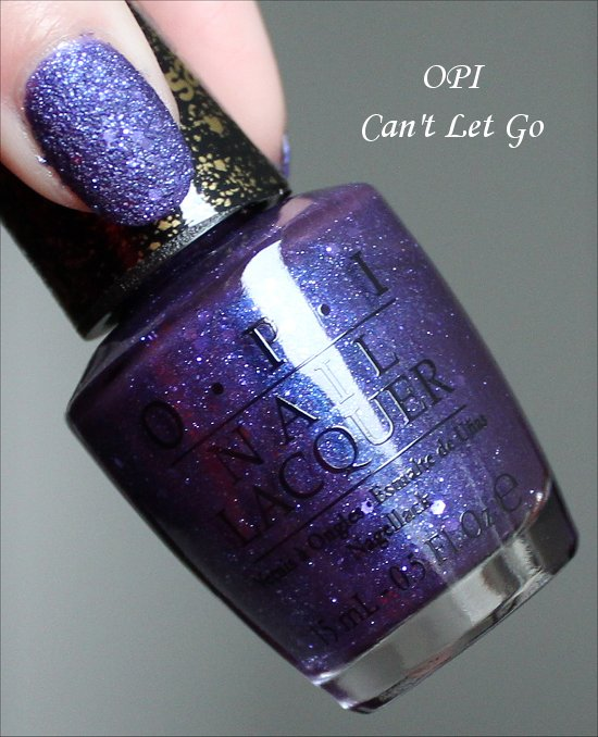 Mariah Carey by OPI Can't Let Go