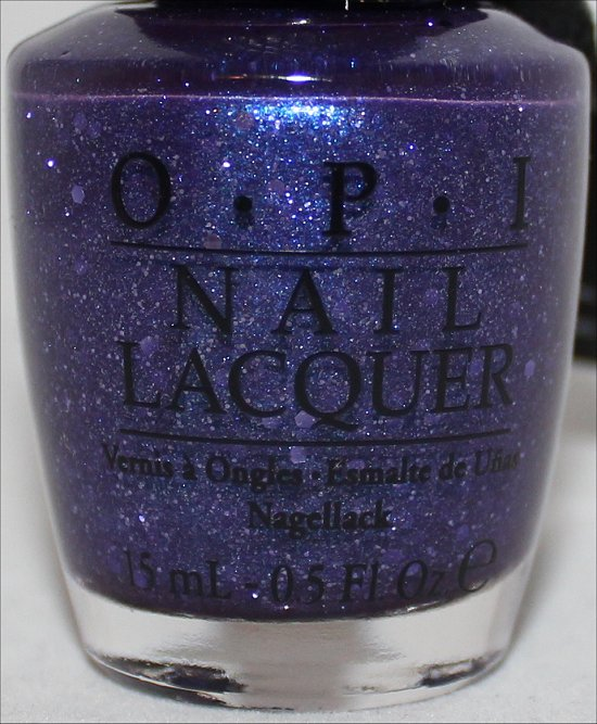 OPI Can't Let Go Mariah Carey