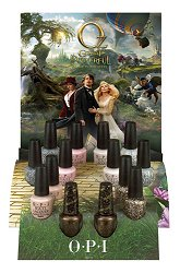 OPI Disney's Oz The Great and Powerful Collection Press Release & Promo Pictures