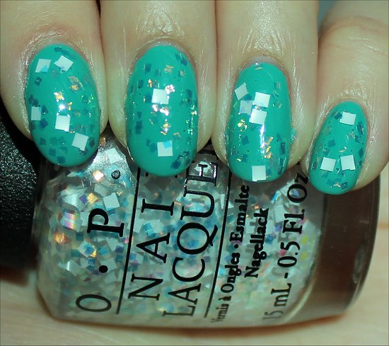OPI Disney's Oz the Great &amp; Powerful Collection Swatches
