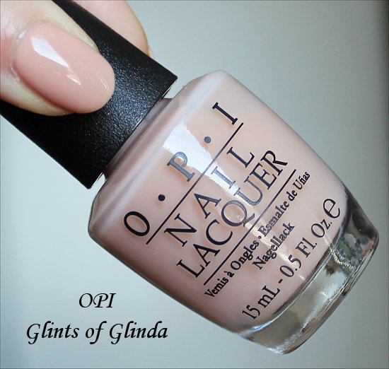 OPI Glints of Glinda Oz the Great and Powerful Collection