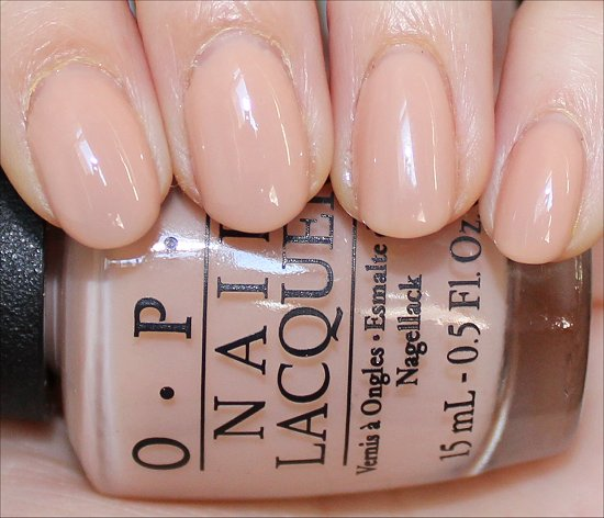 OPI Glints of Glinda Review & Swatch