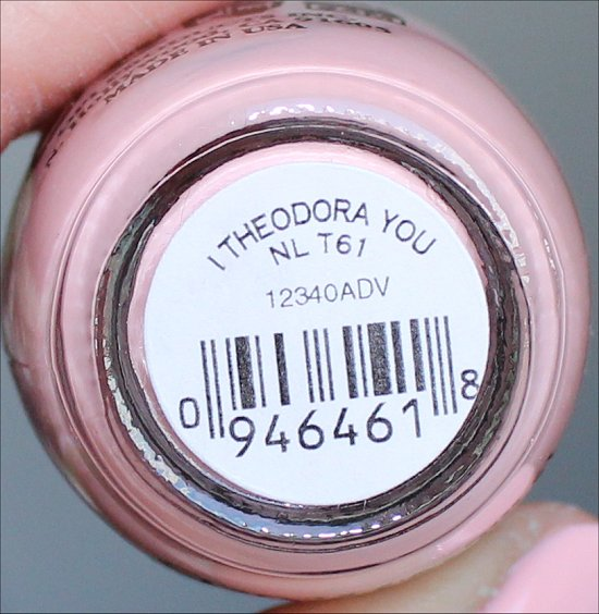 OPI I Theodora You Oz the Great and Powerful Collection Pictures