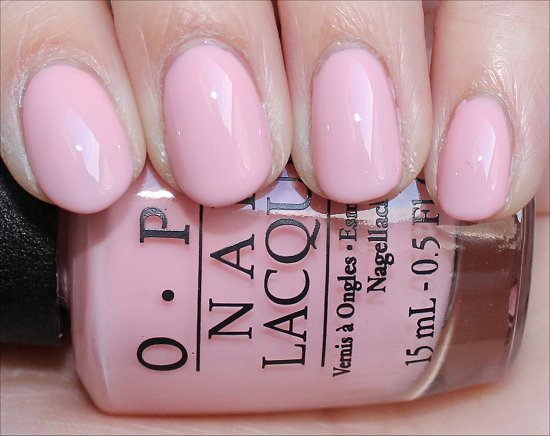 OPI I Theodora You Review & Swatch