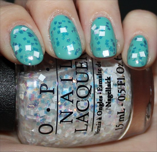 OPI Lights of Emerald City Oz Collection Swatches
