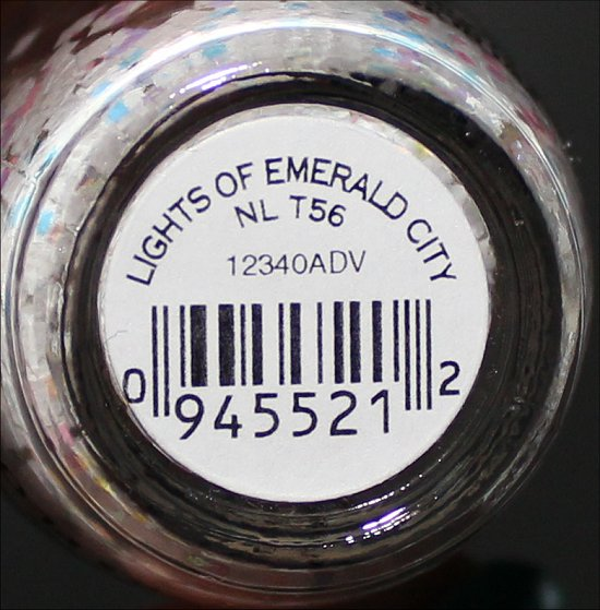 OPI Lights of Emerald City Oz the Great & Powerful Collection Pictures