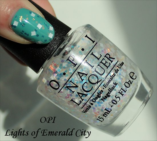 OPI Lights of Emerald City Picture