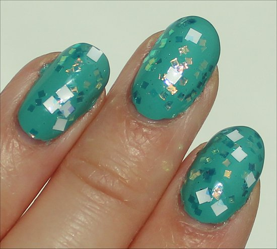 OPI Lights of Emerald City Swatch