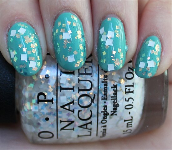 OPI-Lights-of-Emerald-City-Swatches