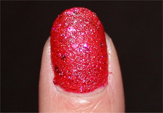 OPI Liquid Sand Swatches Mariah Carey The Impossible